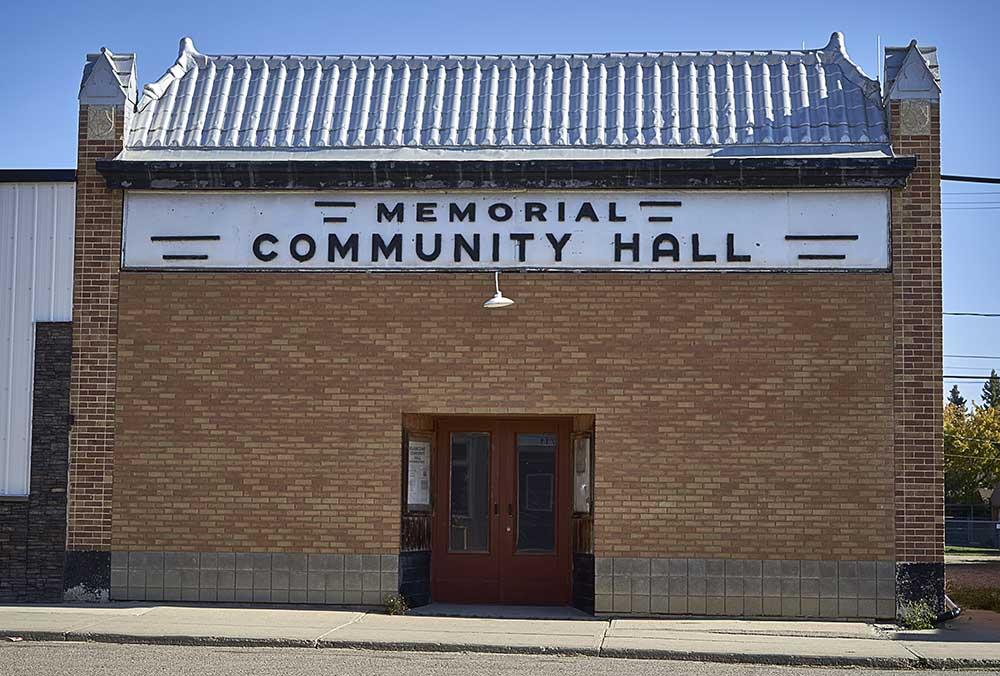 Community Hall - Blaine Lake