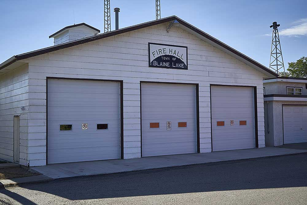 Blaine Lake Fire Hall