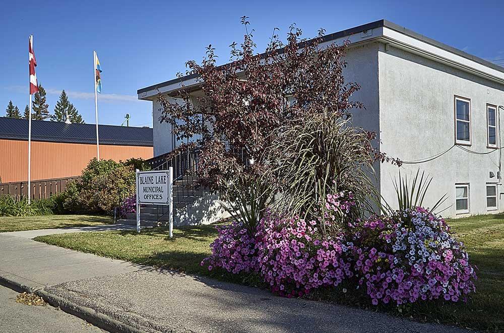 Blaine Lake Municipal Offices